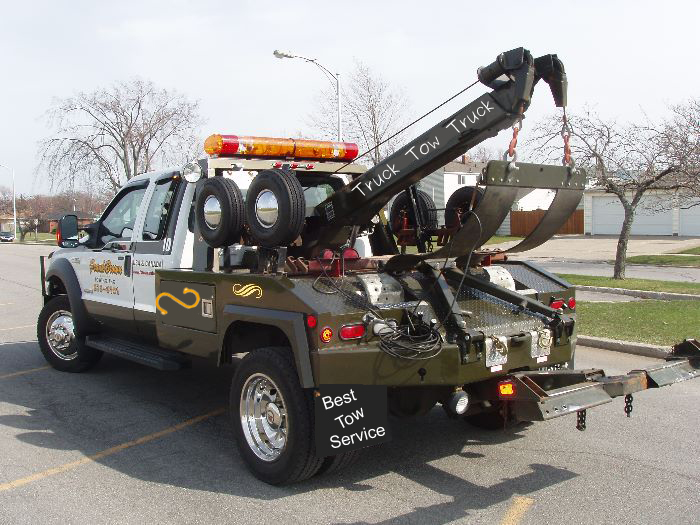 can you identify the different types of tow trucks trustworthy towing