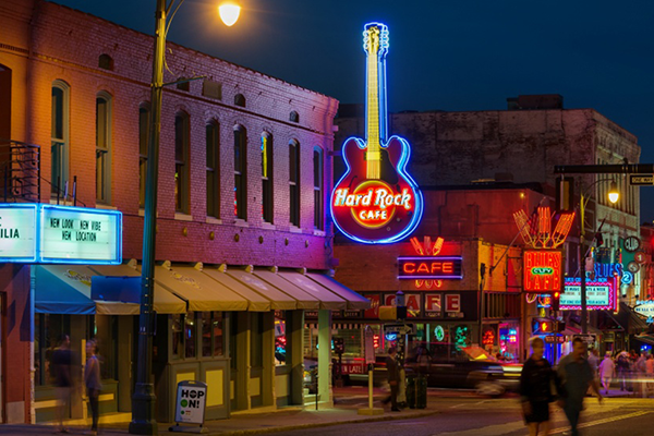 10 Things To Do On Beale Street In Downtown Memphis Tn